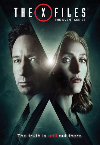 The X Files: The Event Series (2016) (THNR) - Anthology Ottawa