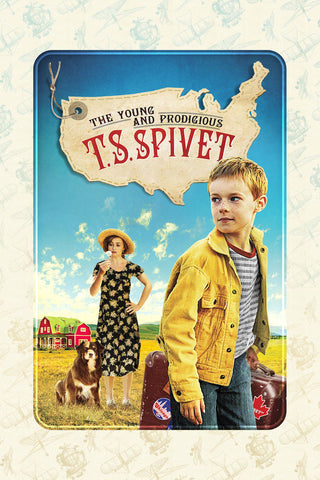 The Young and Prodigious T.S. Spivet (2013) (7NR) - Anthology Ottawa