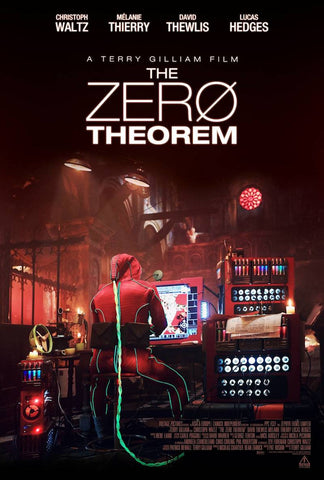 The Zero Theorem (2013) (7NR) - Anthology Ottawa