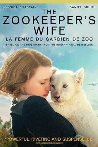 The Zookeeper's Wife (2017) (HNR)