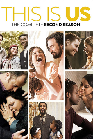 This is Us: The Complete 2nd Season (2017) (THNR14)