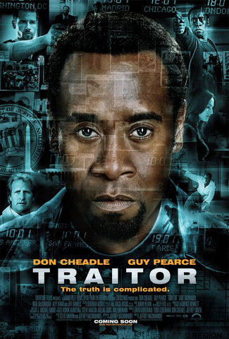 Traitor (2008) (C) - Anthology Ottawa