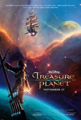 Treasure Planet (2002) (C) - Anthology Ottawa