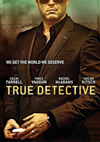 True Detective: The Complete Second Season (2015) (THNR) - Anthology Ottawa