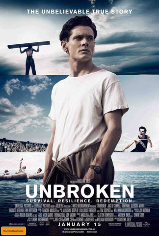 Unbroken (2014) (7NR) - Anthology Ottawa