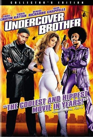 Undercover Brother (2002) (C) - Anthology Ottawa