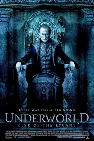 Underworld Rise of the Lycans (2009) (C)