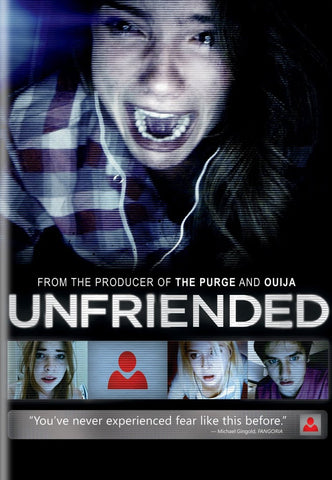 Unfriended (aka Cybernatural) (2014) (7NR) - Anthology Ottawa