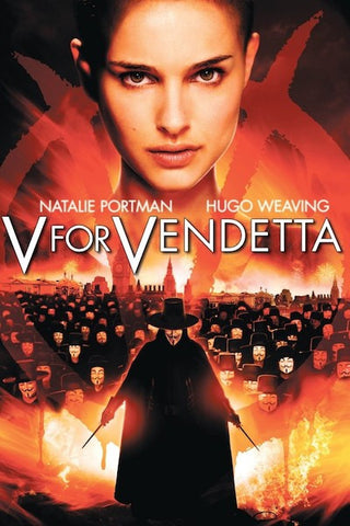 V For Vendetta (2005) (C) - Anthology Ottawa
