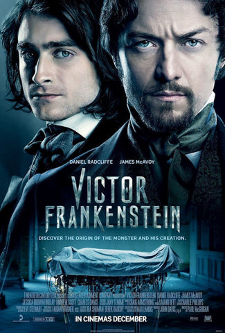 Victor Frankenstein (2015) (HNR) - Anthology Ottawa
