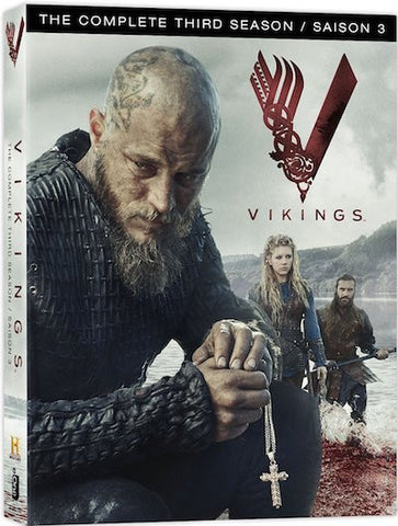 Vikings: The Complete Third Season (2015) (TNR) - Anthology Ottawa