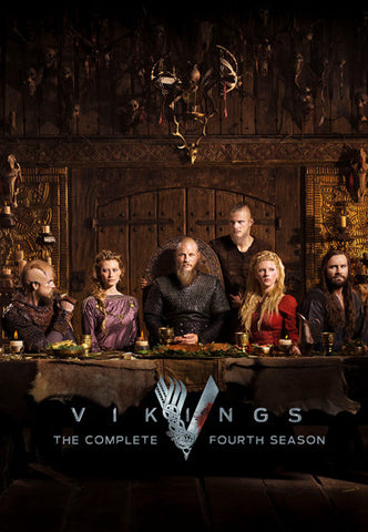Vikings: The Fourth Season - Part One (2016) (THNR) - Anthology Ottawa