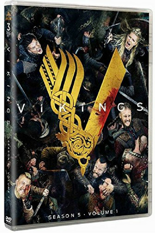 Vikings: Season 5 - Part 1 (2017) (THNR14)