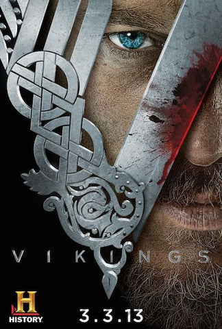 Vikings: The Complete First Season (2013) (TC) - Anthology Ottawa