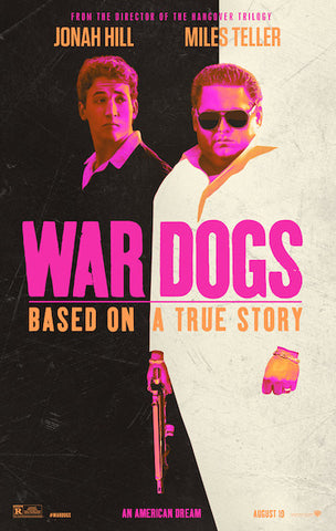 War Dogs (2016) (HNR) - Anthology Ottawa