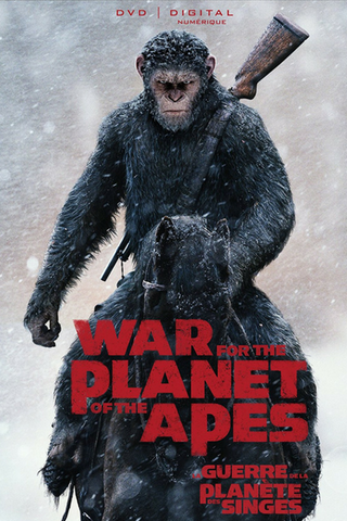 War for the Planet of the Apes (2017) (HNR)