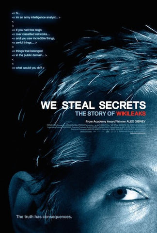 We Steal Secrets: The Story of Wikileaks (2013) (SC) - Anthology Ottawa