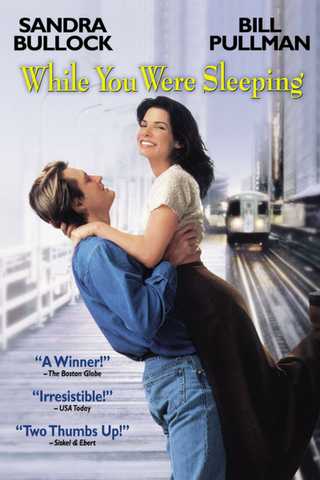 While You Were Sleeping (1995) (C)