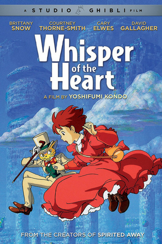 Whisper of the Heart (1995) (HNR)