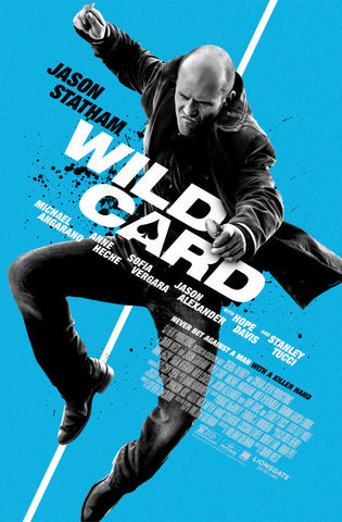Wild Card (2015) (7NR) - Anthology Ottawa