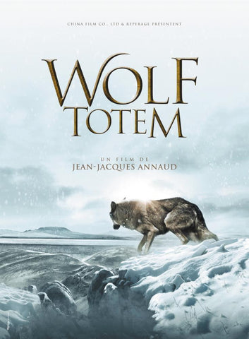 Wolf Totem (2015) (HNR) - Anthology Ottawa