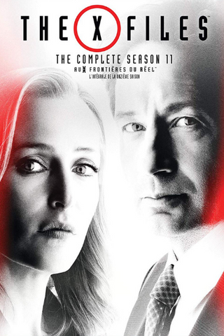The X-Files: The Complete Season 11 (2018) (THNR14)