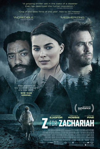 Z For Zachariah (2015) (7NR) - Anthology Ottawa