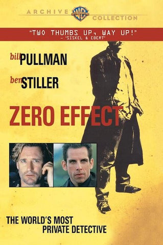 Zero Effect (1998) (RC) - Anthology Ottawa