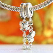 Pandora Butterfly Safety Chain Charm 797865CZ - Posh By K