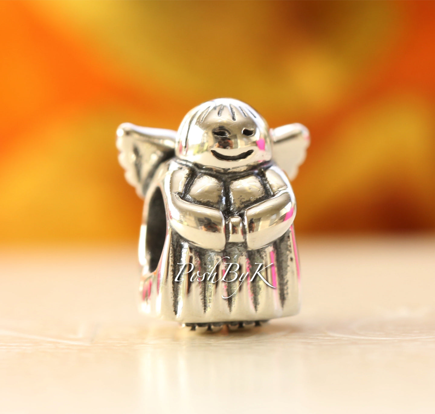 Pandora Angel of Hope Silver Charm 790337 - Posh By K