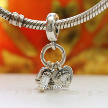 Pandora Baby Bottle & Shoes Dangle Charm 798106CZ - Posh By K