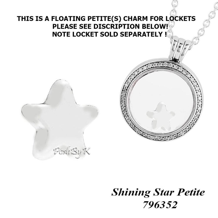 Pandora Shining Star Petite Charm 796352 - Posh By K