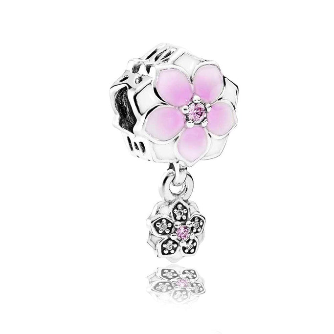 Pandora Magnolia Bloom Charm 792077PCZ - Posh By K