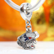 Pandora Puerto Rico Frog Dangle Charm 797222ENMX - Posh By K