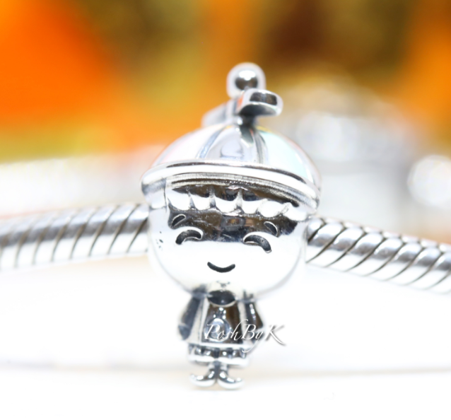 Pandora Little Boy Charm 798015ENMX - Posh By K