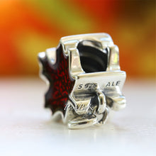 Pandora Canada Red Maple Leaf Charm 797207EN07 - Posh By K