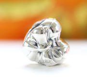 Pandora Brilliant Heart Bow Charm 797303 - Posh By K