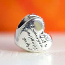 Pandora Heart of Freedom Charm 791967 - Posh By K