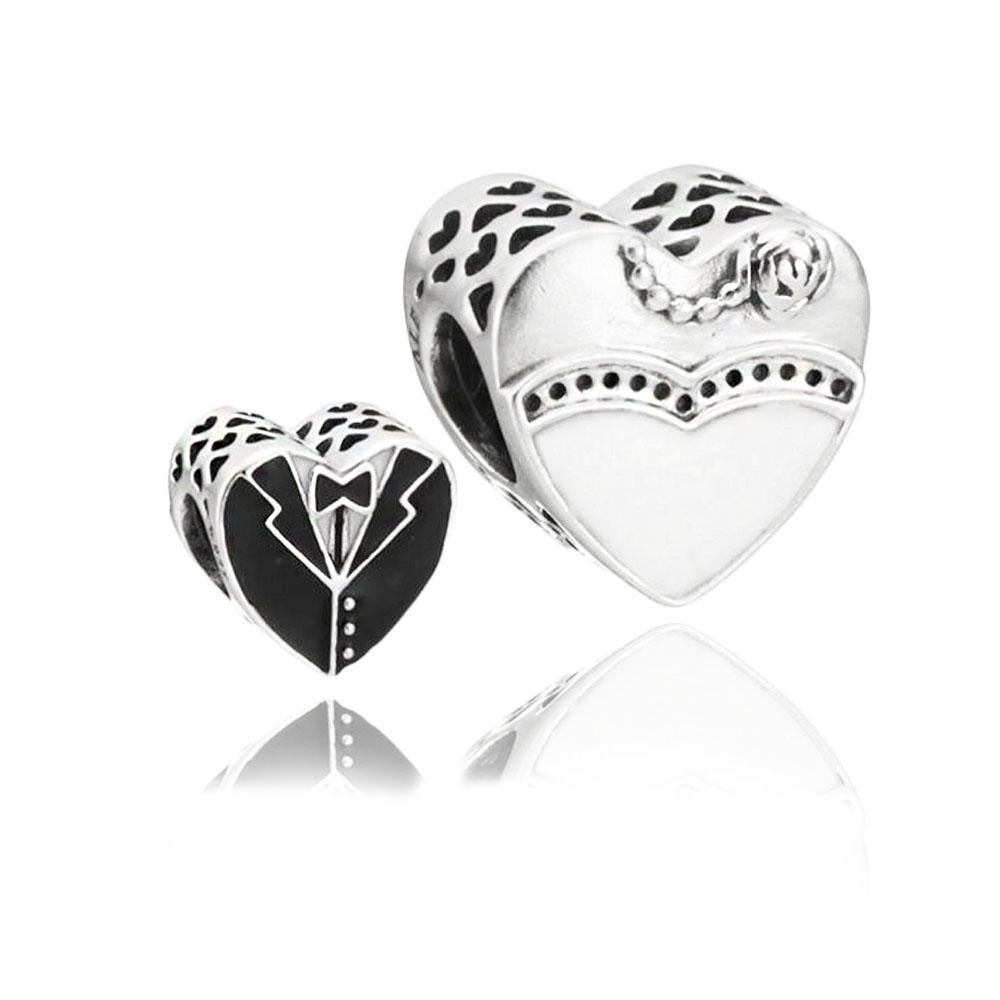 Pandora Our Special Day Charm 791840ENMX - Posh By K