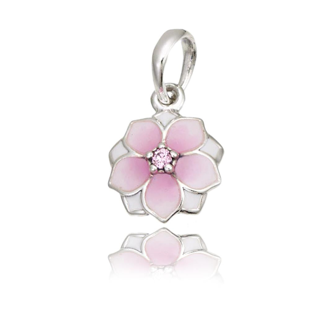 Pandora Magnolia Bloom Charm 792086PCZ - Posh By K