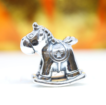 Pandora Bruno the Unicorn Rocking Horse Charm 798437C00 - Posh By K