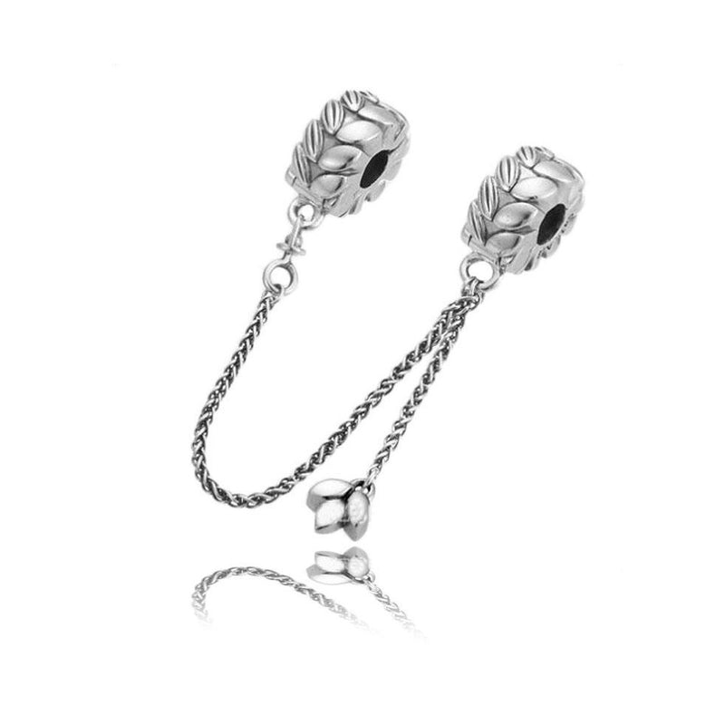 Pandora Grains of Energy Safety Chain Charm 797588 - Posh By K