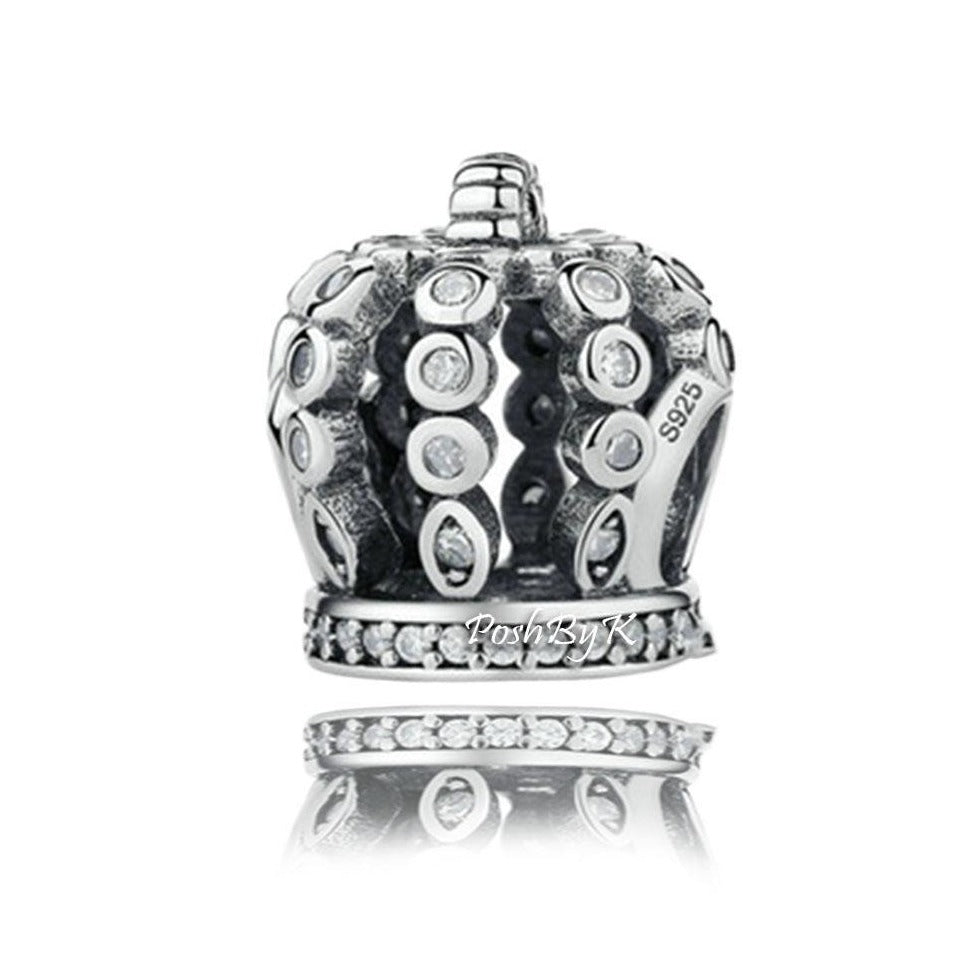 Pandora Fairytale Crown Charm 792058CZ - Posh By K
