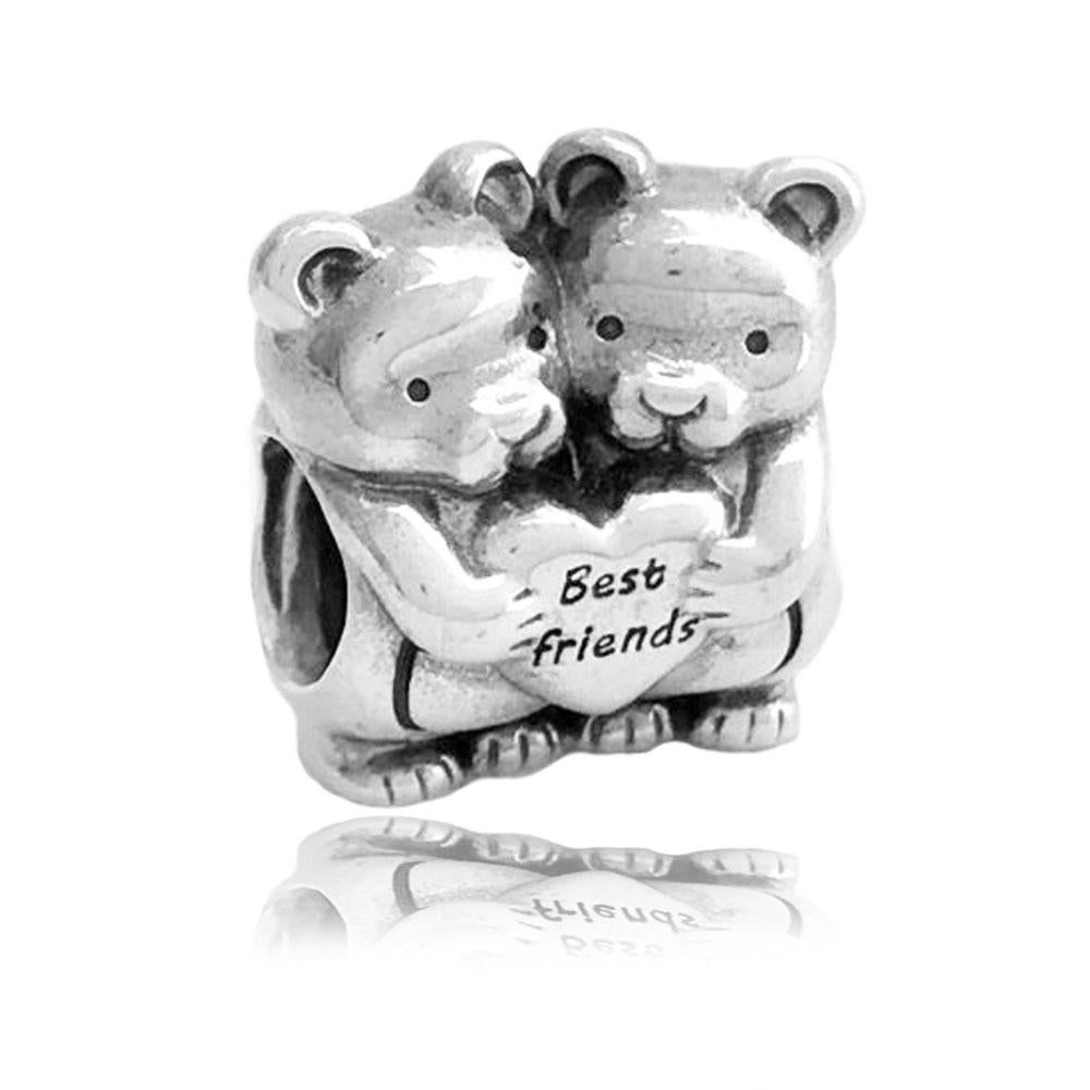 Pandora Best Buddies Charm 792151 - Posh By K