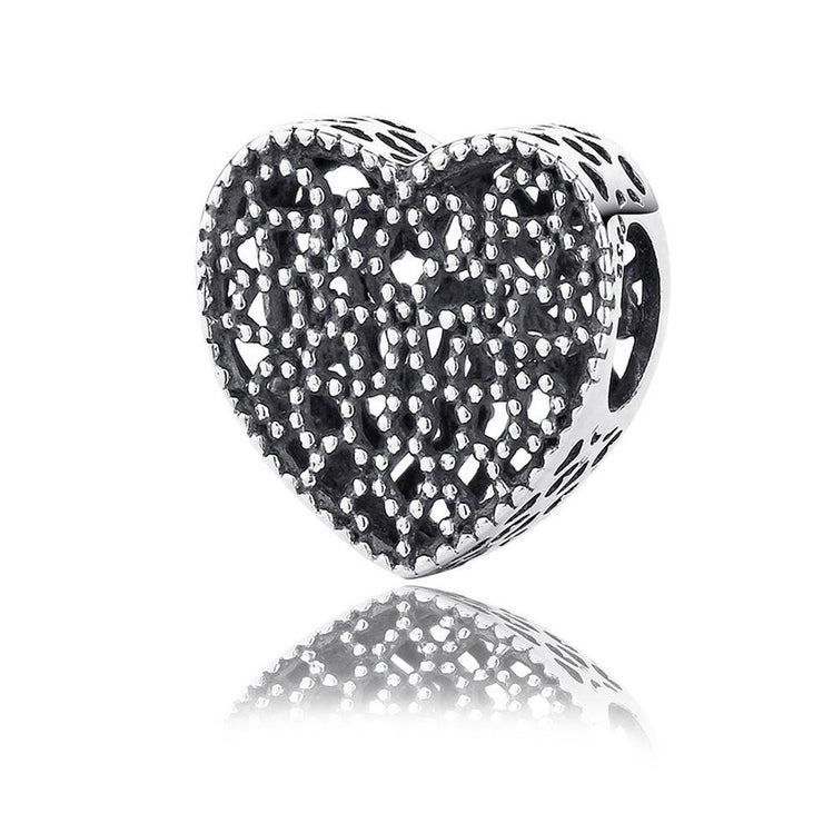 Pandora Filled With Romance Charm 791811 - Posh By K