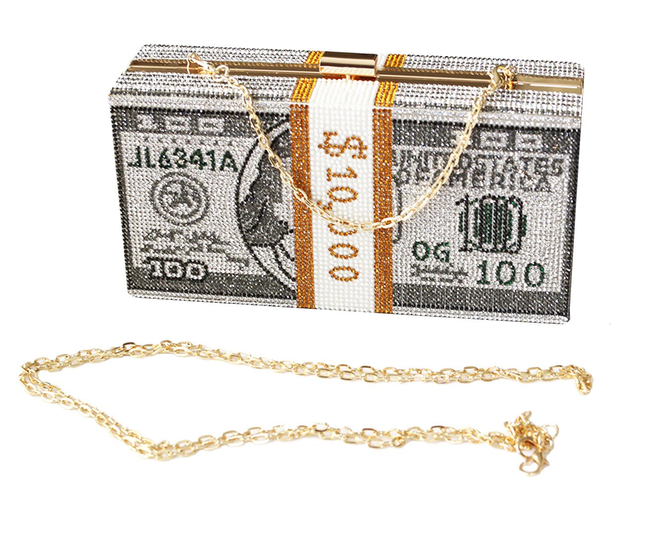 Money Dollar Bill Clutch Purse ,money bill clutch,party accessories, party handbags.fashion bag design,stand out,OOTD,money handbag, ocasional clutch, casual clutch