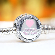Pandora United Together Stronger Than Ever Charm ENG792016CZ, -pandora jewelry, beads for pandora, beads for pandora bracelets, charms for pandora, beaded jewelry, pandora jewelry, pandora beads, pandora charms