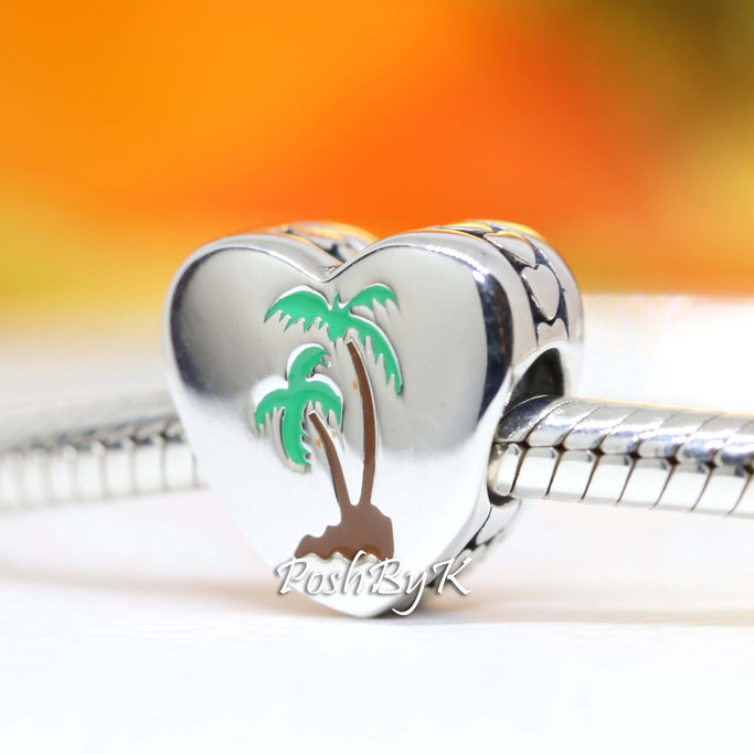 Pandora I Love Florida Charm - Posh By K