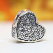 Pandora Essence Collection Love Charm 796084CZ - Posh By K
