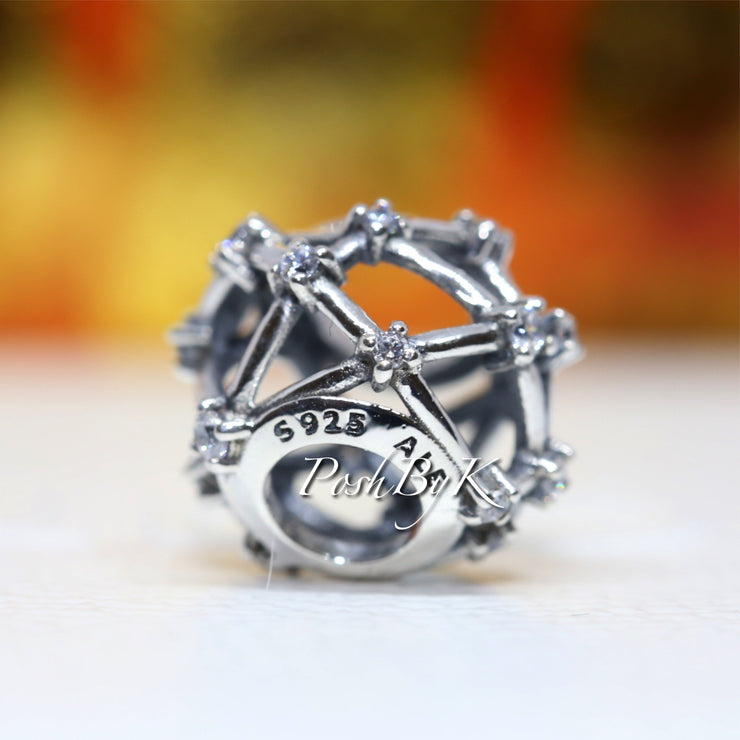 Pandora Star Constellations Charm 799240C01, jewelry, beads for pandora, beads for pandora bracelets, charms for pandora, beaded jewelry, pandora jewelry, pandora beads, pandora charms